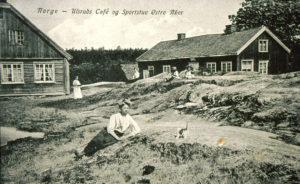 Ulsrud kafe Ulsrud gård